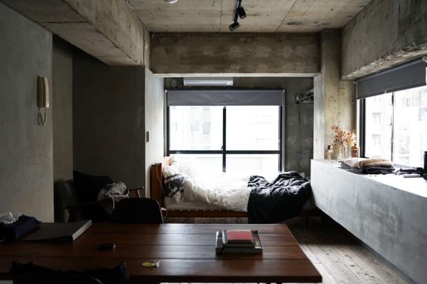 cuarto-habitación-apartamento-comodidad-diseño