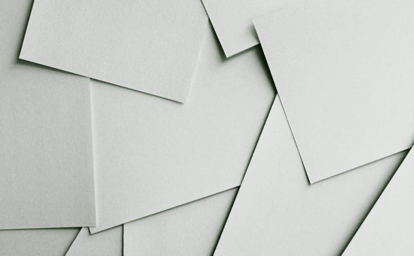 Prepara una carpeta de papeles para launiversidad