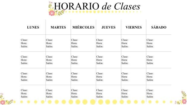 horario-amarillo-clases-modelo