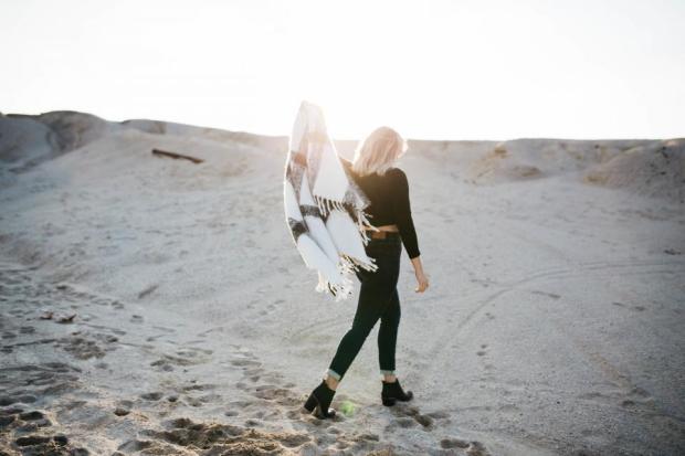 mujer-chica-paisajes