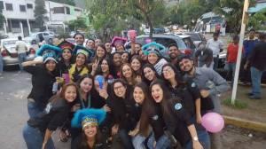 caravana-uam-comunicación-social-venezuela-valencia-graduación