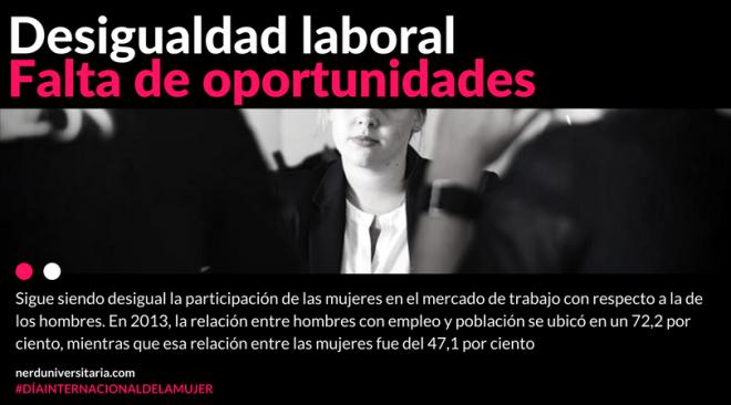 Desigualdad laboral