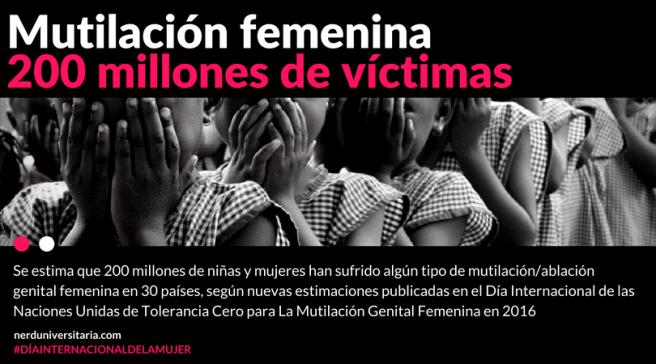 Mutilación femenina
