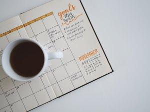 errores que se cometen con el uso de una agenda